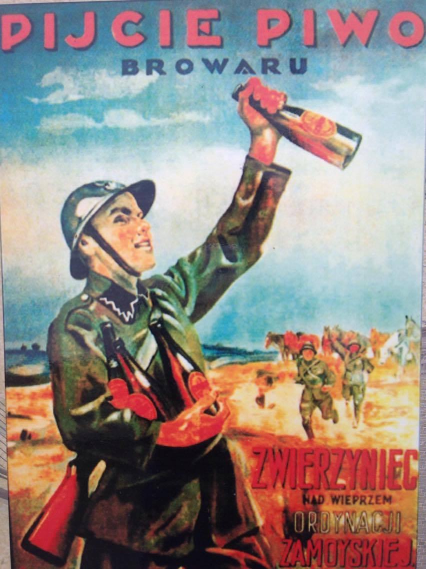 Zwierzyniec Kossak Reklamuje Piwo Proszę Wycieczki
